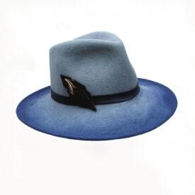 HF039D_Aiden_Blue_felt fedora hat_
