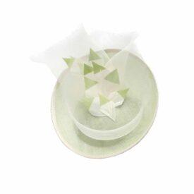 Hennumi_HB080B_Cara_Saucer Hat_Spring Green-ivory